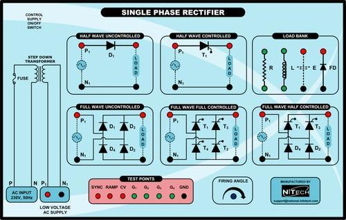 single phase rectifier