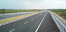 MP Border National Highway Project