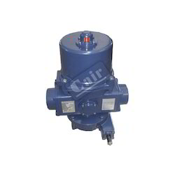 Spring Return Electrical Actuator