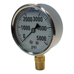 Hydraulic Pressure Gauge Calibration Services