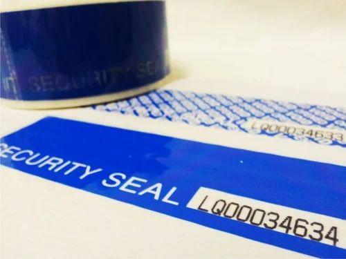 Security Void Seals