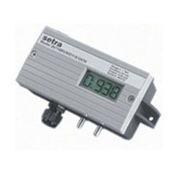 Differential Pressure Transmitter Setra Differential
