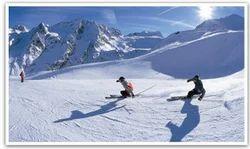 Skiing At Auli Tours