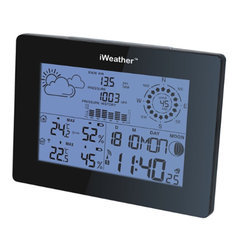 Weather Station Digital (8 in 1 weather Moniter)