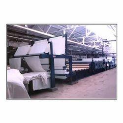 Merceriser Machine