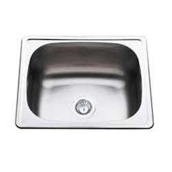 single bowl kitchen sink stainless steel single bowl sink manufacturer from new delhi - Kitchen Single Sink