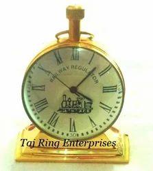 Railway Desktop Clock