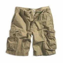 Mens Shorts - Cargo Short Exporter from Tiruppur
