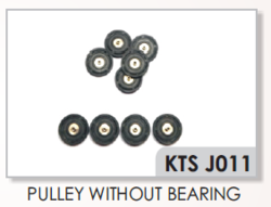 Staubli Jacquard Pulley Without Bearing