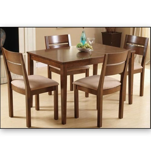 Dining Set For Four In Sheesham Wood