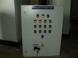 Cooling Control Panel