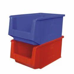 Plastic Storage Crate 45