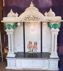 Nice Marble Pooja Rooms Awesome Ideas