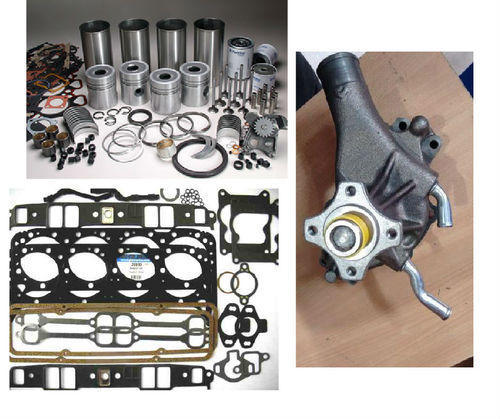 Forklift Engine Overhauling Kits - Chamunda Hilifts, Mumbai