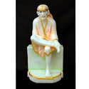 Mould Marble Sai Baba Statue