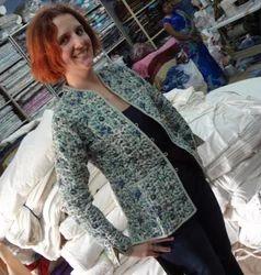 Kantha Quilt Jackets