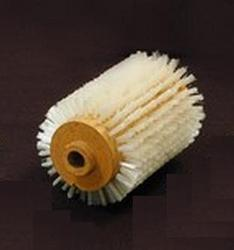 Textile Cut Roll Cleaning Brush