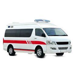 Ambulance in Vadodara, रोगी वाहन, वडोदरा, Gujarat