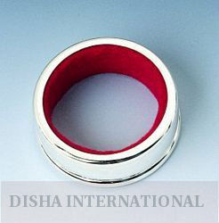 Silver Wine Collar