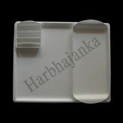 Plain Acrylic Tray