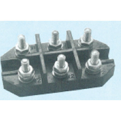 Terminal Block Suitable For Jyoti 10 HP Motors