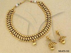 Gold Antique Necklaces