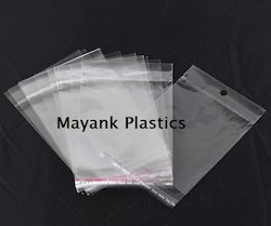 Poly Bag with Sealing Tape