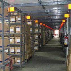 1500-2200 Mm Stainless Steel Heavy Duty Metal Storage Rack