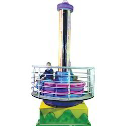 Circular Fun Lift Amusement Ride