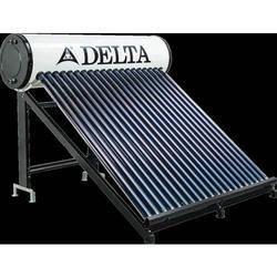 Etc Delta Solar Water Heater, Capacity: 200 lpd