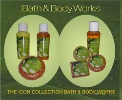 Plastic Natural Bath Kit