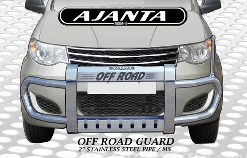 Enjoy Off Road Guard Bumper Protector Car Front And Back Safety