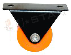 Drawer Orange Wheel Castor