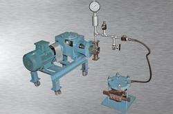 Boiler Hydro Testing Unit