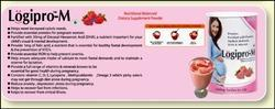 Pregnancy Strawberry Nutritional Supplements For Pregnant Lady, Health Biologics, 200 Gm