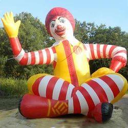 Inflatable Characters Ronald Mcdonald
