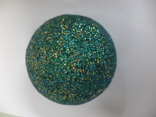 Decorative Bowl Fillers Ball Green Finish 40 Aman Exports Noida Magnificent Decorative Balls For Bowls Green