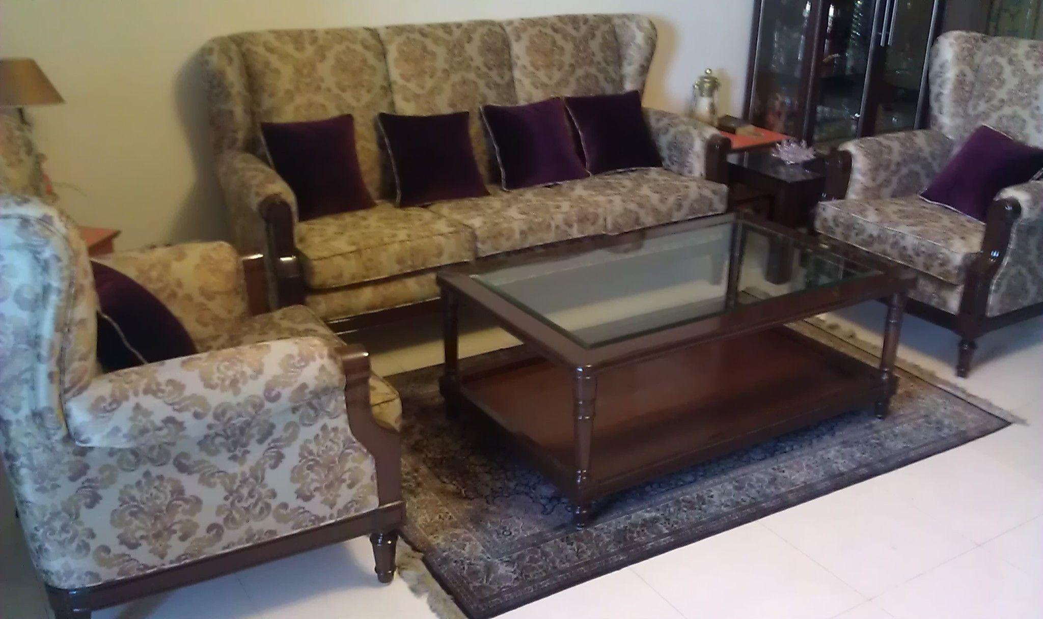 Sofa Set With Center Table Designer Sofa ड ज इनर स फ