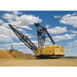 CAT 8750 Dragline Machine