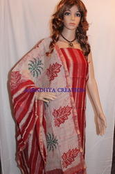 Chanderi Silk Suit Set