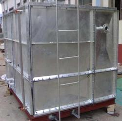 High Capacity Water Tank