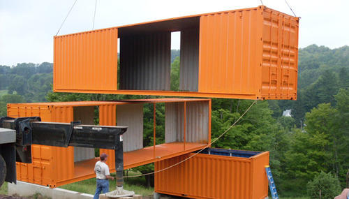 Container House View Specifications Amp Details Of