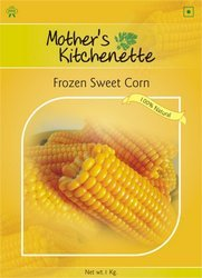 Frozen IQF Sweet Kernel Corn