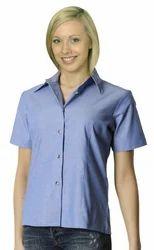 Women Shirts & Tops Ladies Corporate Uniform Shirt
