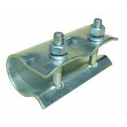 Sleeve Coupler Pressed Steel - View Specifications & Details