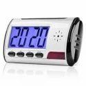 Spy Digital Table Alarm Clock Camera