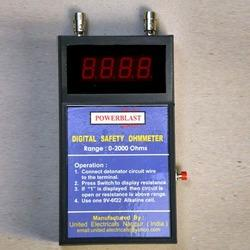 Digital Safety Ohmmeter