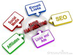Web Marketing Promotion