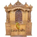 Hindu Traditional Carved Temples