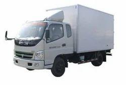Delivery Van Body